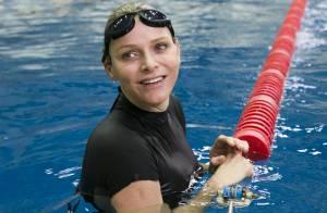 Charlene de Monaco : Sirène sportive et glamour avec le prince Albert à Moscou