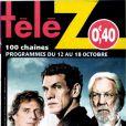 Magazine Télé Z du 12 octobre 2013.
