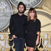 Axelle Laffont et Cyril Paglino amoureux devant la ravissante Pauline Lefèvre