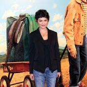 Audrey Tautou : Pas d'extravagances face à Jean-Pierre Jeunet amoureux