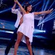 Alizée lors du deuxième prime de Danse avec les stars 4 sur TF1.