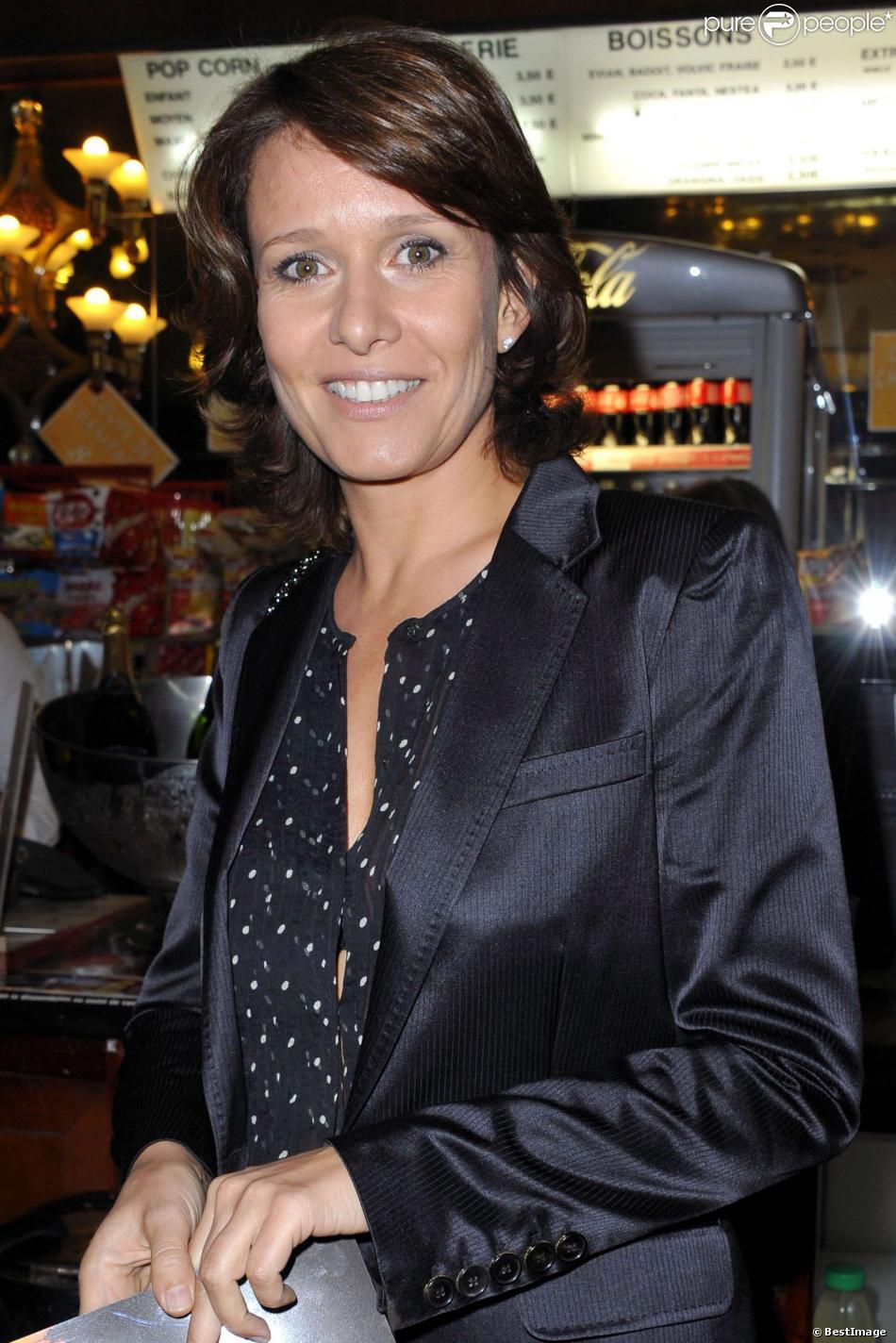 Carole Rousseau à Paris le 7 juillet 2010