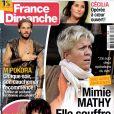 France Dimanche, en kiosques le 11 octobre 2013.