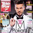 M. Pokora en couverture de Télé Star