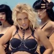Britney Spears : Retouchée dans son clip ''Work Bitch''