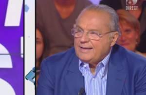 Touche pas à mon poste: Gérard Louvin admet un ''geste inapproprié'' et s'excuse