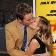 Kristen Bell, Dax Shepard amoureux le 14 août 2012 à Los Angeles.