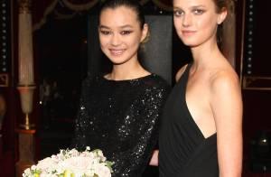 Estelle, 15 ans, grande gagnante du concours Elite Model Look
