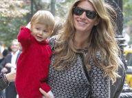 Gisele Bundchen et Vivian : Mère et fille souriantes pour une journée girly