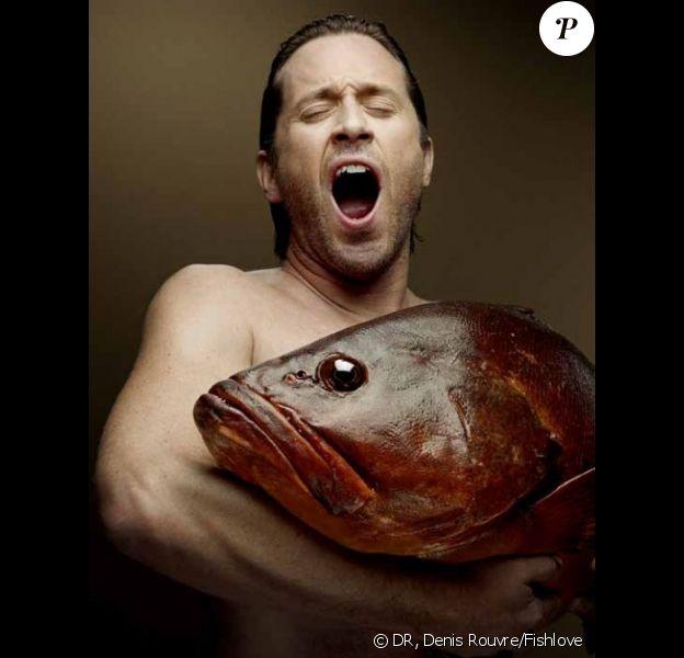 Thomas Dutronc dans la campagne 2013 pour Fishlove, qui lutte contre la surpêche.