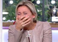Anne-Sophie Lapix : Incontrôlable fou rire pour une histoire d'odeur