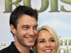 Elodie Gossuin et son mari en pleine épreuve...