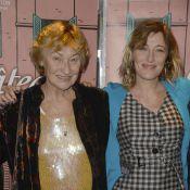 Valeria Bruni-Tedeschi : Tendre et radieuse avec sa mère et son ex Louis Garrel