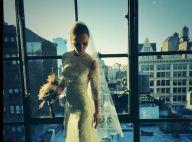 Christina Ricci : Découvrez-là, sublime, dans sa robe de mariée !