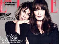 Carla Bruni et Valeria Bruni-Tedeschi réunies : Deux soeurs à coeur ouvert