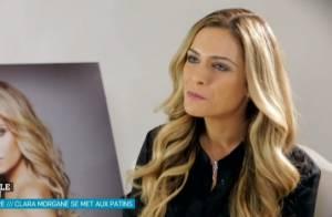 Ice Show - Clara Morgane : ''Je n'ai jamais couché pour avoir une place''