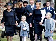 Prince Friso, l'hommage : Mabel, la famille royale, 900 invités en deuil à Delft