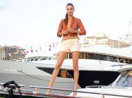 Adriana Lima : Ravissante fan de yachts, le top model casse sa tirelire
