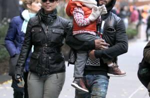 Alicia Keys : Entourée de tous les hommes de sa vie, elle rayonne à New York