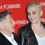 Roman Polanski : Radieux avec sa Vénus à la fourrure Emmanuelle Seigner