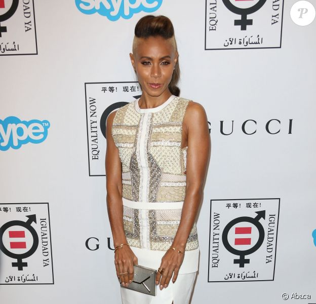 Jada Pinkett Smith à la soirée Equality Now à Beverly Hills, le 4 novembre 2013.