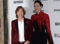 Mick Jagger : Chic et souriant pour sa chérie L'Wren Scott