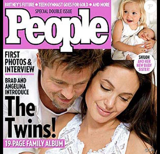 Angelina Jolie et Brad Pitt : première interview depuis la naissance des jumeaux !