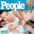 La couverture de People Magazine avec la petite Shiloh