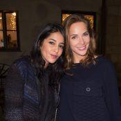 Leïla Bekhti et Mélissa Theuriau retombent en enfance pour une soirée féérique