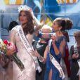 La Vénézuélienne Maria Gabriela Isler, 25 ans, remporte le concours Miss Univers 2013. Moscou, le 9 novembre 2013.
