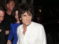 Ronnie Wood : Le rockeur bientôt grand-père pour la 8e fois !