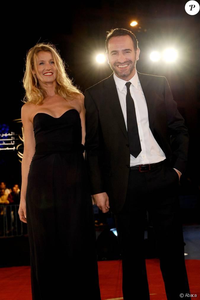 Alexandra lamy et jean dujardin lors du festival du film for Alexandra et jean
