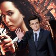 Josh Hutcherson lors de la première de Hunger Games: L'Embrasement au Callao cinema à Madrid, le 13 novembre 2013.