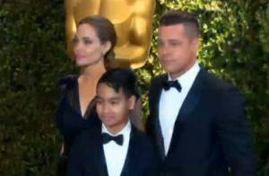 Angelina Jolie et Brad Pitt : Leur fils Maddox, 12 ans, aux anges pour sa maman