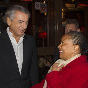Bernard-Henri Lévy et Christiane Taubira : Face au racisme, il se mobilisent