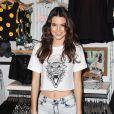 Kendall Jenner lance la nouvelle collection de Kendall & Kylie pour PacSun. Glendale, le 9 novembre 2013.