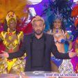 Cyril Hanouna teint en blond (émission  Touche pas à mon poste  du mercredi 20 novembre 2013 sur D8).