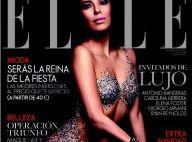 Eva Longoria, bombe affolante : Elle s'affiche à demi-nue, couverte de diamants