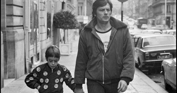 Alain Delon Son Relate...