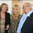 Archives : Georges Lautner avec Mireille Darc
