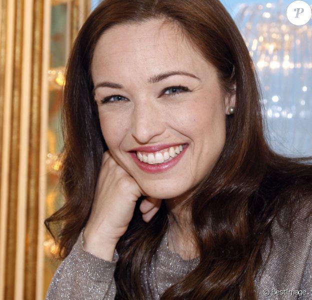 Natasha St-Pier, à Paris, en mars 2013.