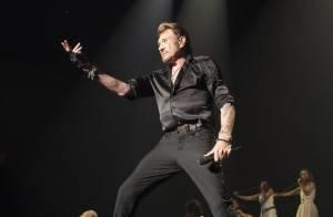 Johnny Hallyday a arrêté la cigarette et veut 90 concerts en 2015 !
