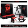 "Coffret ""Born Rocker Tour"" de Johnny Hallyday attendu le 25 novembre 2013."