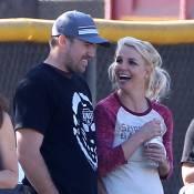 Britney Spears, sa déclaration d'amour: ''J'adore David, c'est un homme simple''