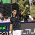 Novak Djokovic à Buenos Aires, le 24 novembre 2013.