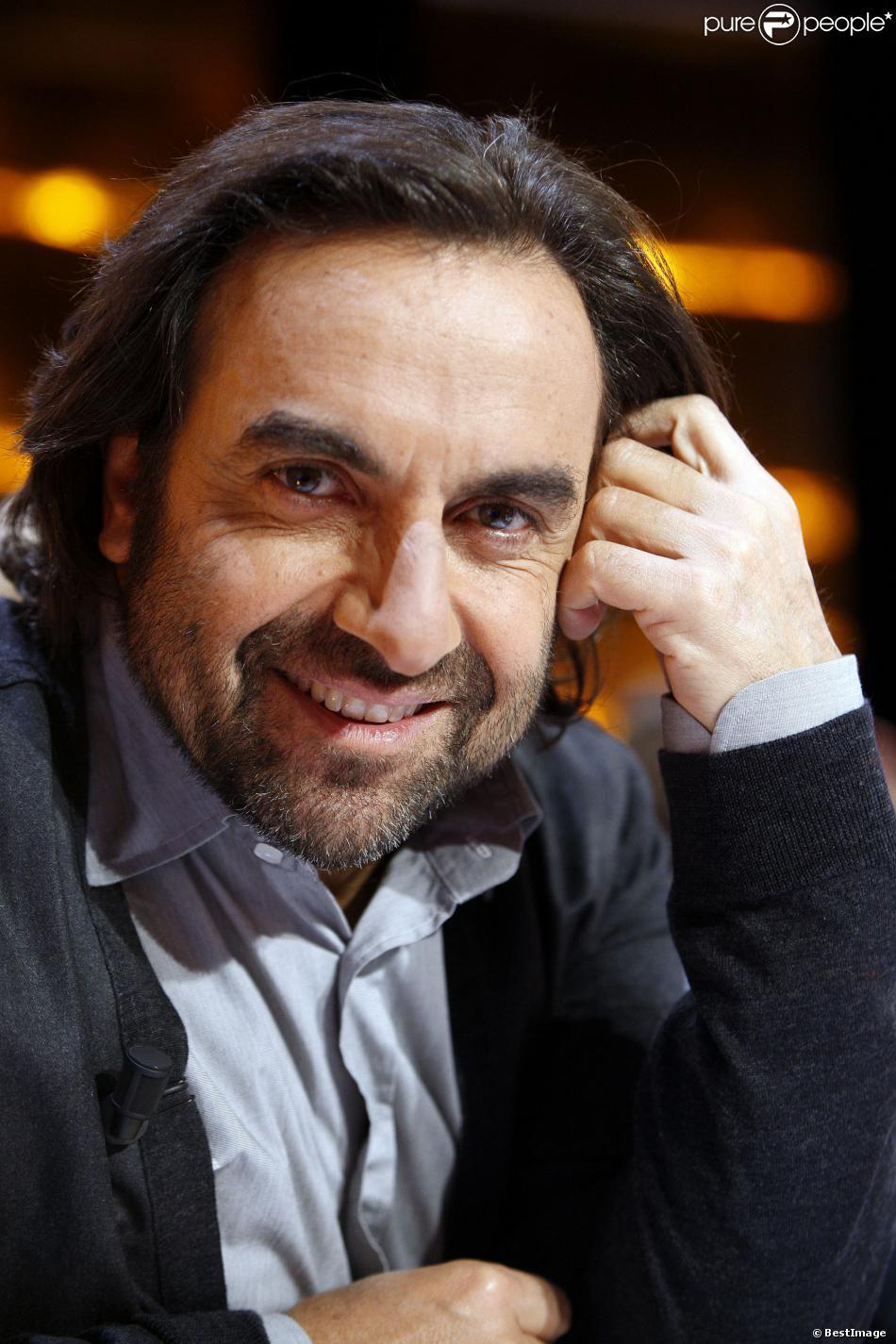 André Manoukian - Portrait réalisé en juin 2013.