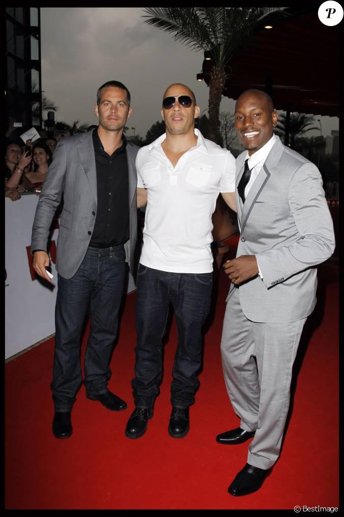 Advise vin diesel and tyrese gibson agree