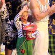 Exclusif - Stella Belmondo - 52e Gala de l'Union des Artistes au Cirque d'hiver à Paris le 19 novembre 2013.
