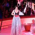 Exclusif -  Virginie Hocq  - 52e Gala de l'Union des Artistes au Cirque d'hiver à Paris le 19 novembre 2013.