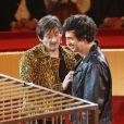 Exclusif - Pierre Palmade et Max Boublil - 52e Gala de l'Union des Artistes au Cirque d'hiver à Paris le 19 novembre 2013.